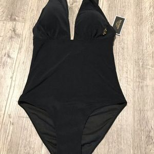 Juicy couture terry cloth bathing suit